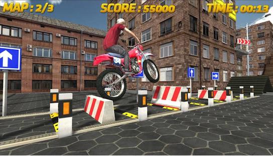 Stunt Bike Racing 3D: Android bike racing game