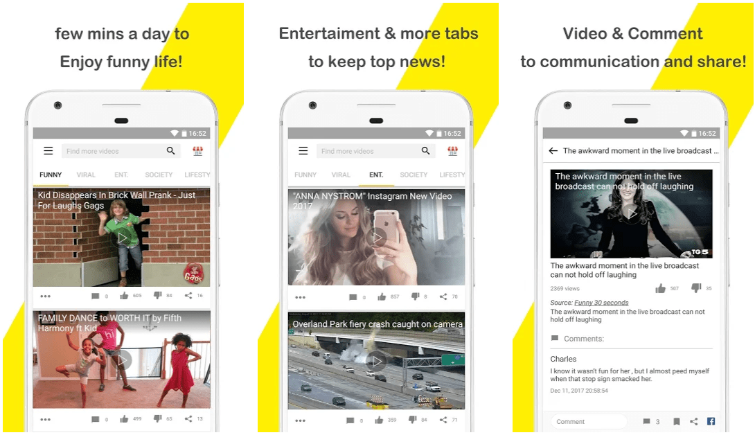 Viral Video: Viral videos app
