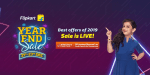 Top Deals From Flipkart Year End Sale