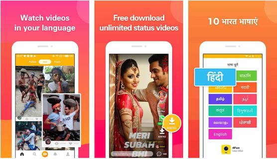 4Fun: WhatsApp video status
