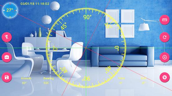 Angle Meter: Angle Measurement app