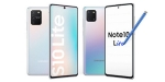 Samsung announces Galaxy S10 Lite and Galaxy Note 10 Lite