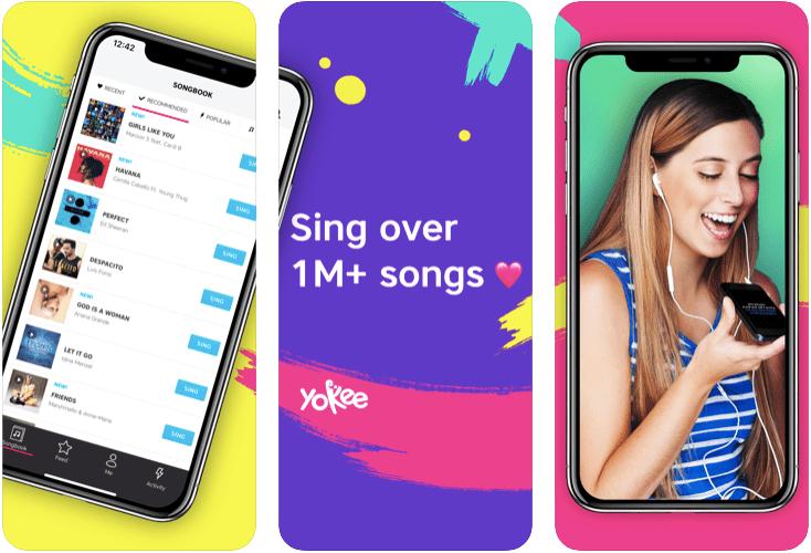 Yokee Karaoke: Karaoke Apps