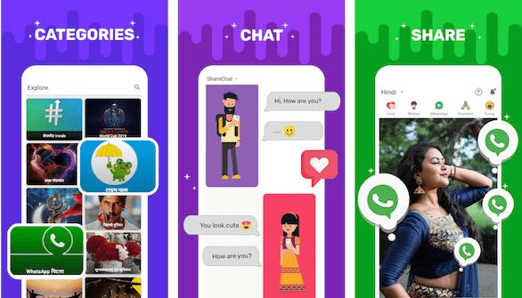 ShareChat: App of WhatsApp Status Download