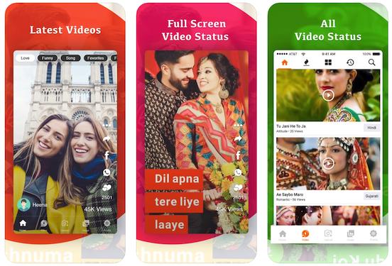 Video Status: download WHatsApp Status