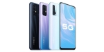 Vivo Z6 5G with 6.57-inch FHD+ display, Snapdragon 765G, 5G, 5000mAh battery announced