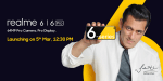 Realme 6 series launching in India on March 5