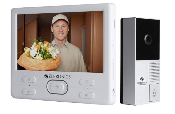 Wireless Doorbell with Camera