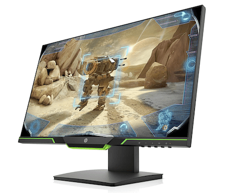HP 3WL51AA 24.5 inch Gaming Monitor Under Rs. 20000