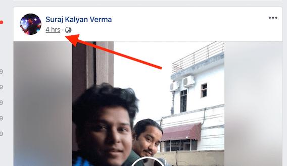 Get Facebook video link desktop