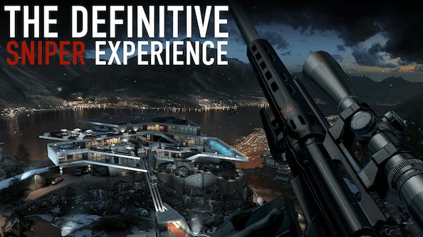Hitman Sniper: Sniper Games for smartphones