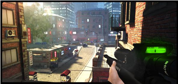Sniper Honor: Sniper game