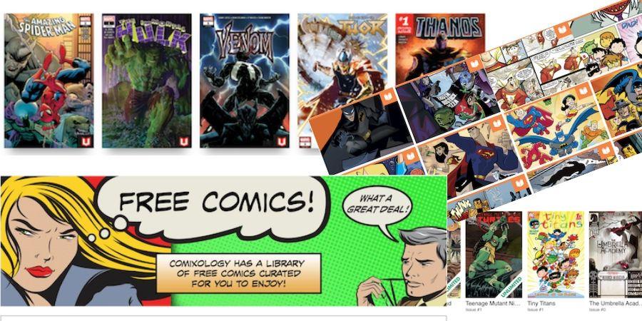 best website to read comics free