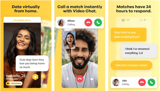 Bumble: Dating app