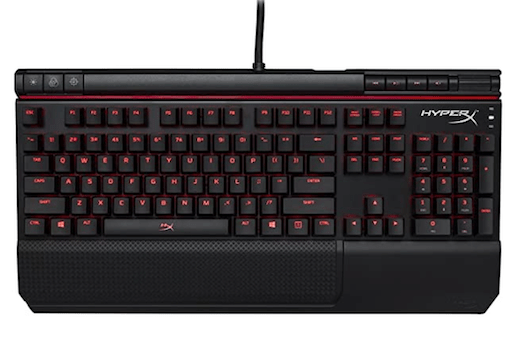 HyperX Alloy Elite: Mechanical Keyboard