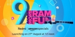Redmi 9 with AI dual cameras launching in India on August 27