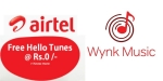 How to set Airtel Caller Tune or Hello Tune using Wynk Music App