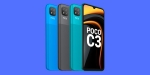 Poco C3 with 6.53 HD+ display, Helio G35 Soc launched in India starting at Rs. 7499