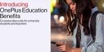 OnePlus announces Education Benefits program in India