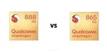 Qualcomm Snapdragon 888 vs Snapdragon 865