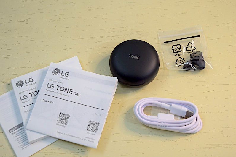 LG Tone Free FN7