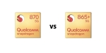 Snapdragon 870 vs Snapdragon 865 Plus