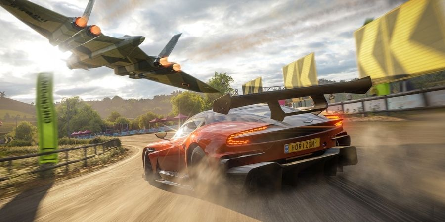 Forza Horizon 4 is coming to Steam on March 9th