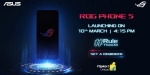 ASUS ROG Phone 5 launching in India on March 10