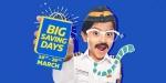 Best Deals on Smartphones and other electronics [Flipkart Big Saving Days]