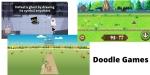 10+ Popular Google Doodle Games You Shouldn't Miss