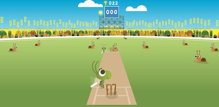 Cricket Doodle Game