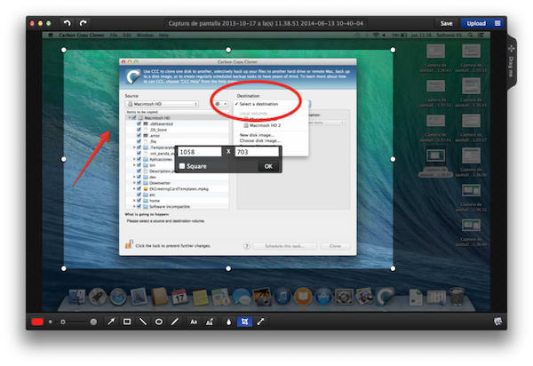 Monosnap: Snipping tool for macOS