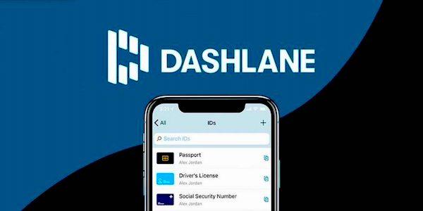 Dashlane: Password manager