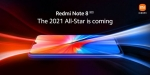 Xiaomi confirms Redmi Note 8 2021 launch
