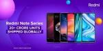 Xiaomi Redmi Note series surpasses 200 million sales milestones