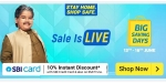 Deals on Smartphones, Laptops and other Electronics [Big Saving Days]