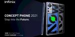 Infinix Unveils 160W Fast Charging Concept Smartphone