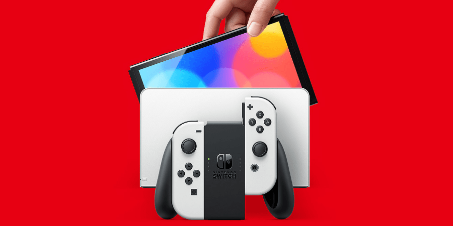 Nintendo unveils new Switch with 7-inch OLED display, improved audio