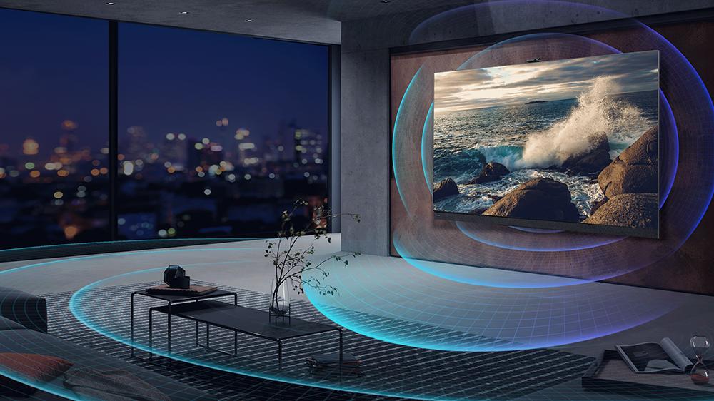 TCL C725 QLED TV