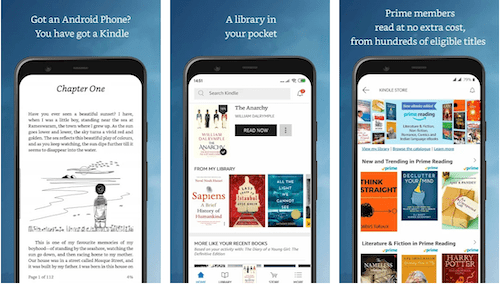 Kindle: Best eBook reader app