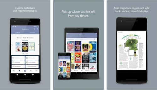NOOK: Read eBooks & Magazines