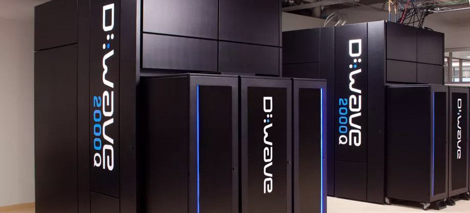 IBM D-wave Quantum Computer Breakthrough Technologies