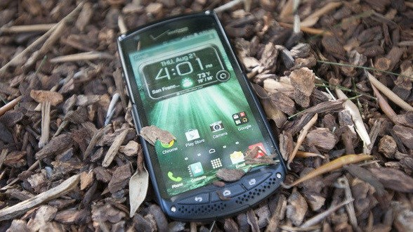 Kyocera Brigadier for Verizon Wireless