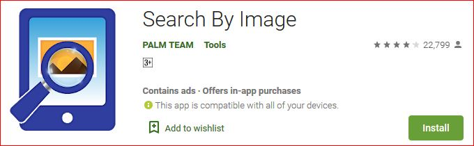 download search by for android