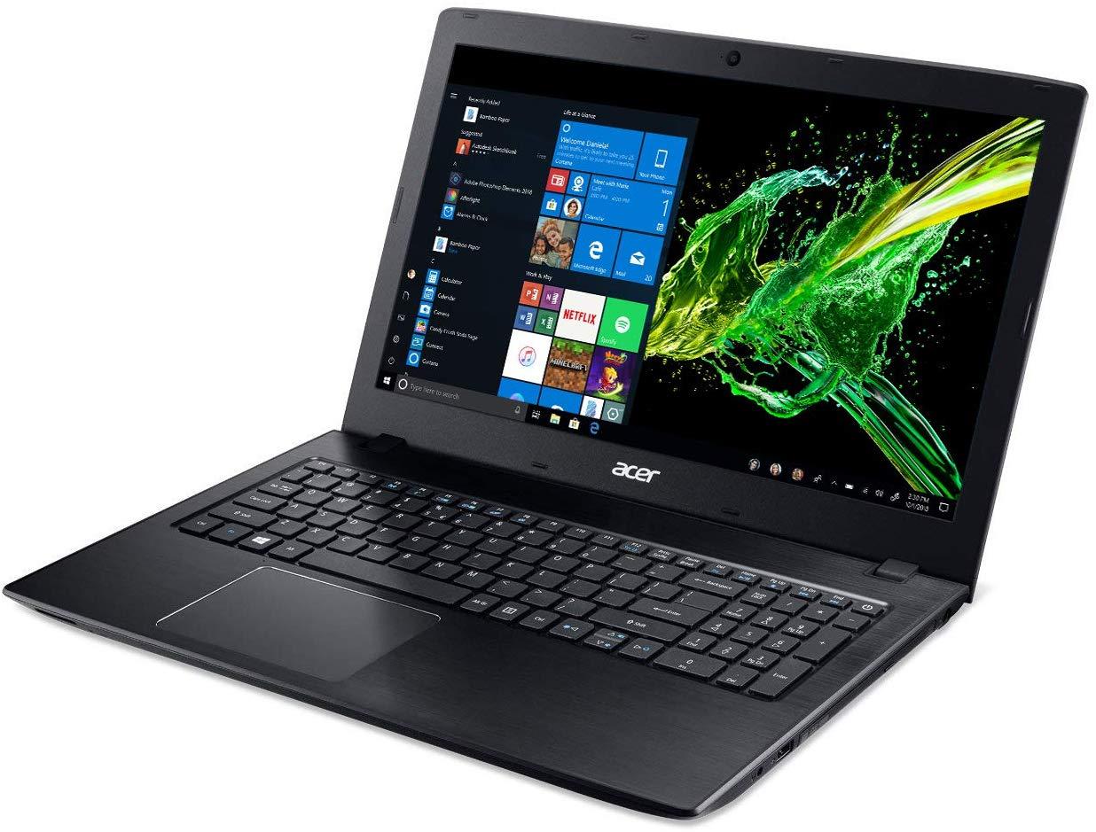 Acer E 15 gamin laptop