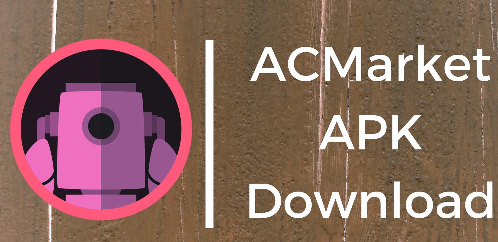 Best Game Mods ACMarket AppStore PlayStore Alternative