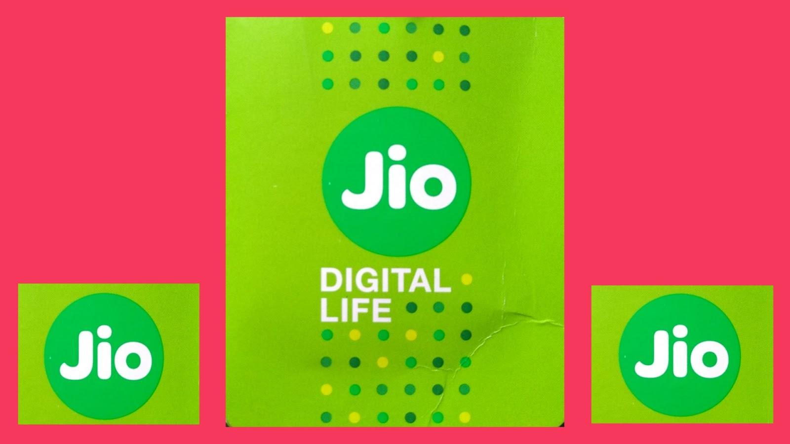 Jio Sim Recharge Plan Full Details