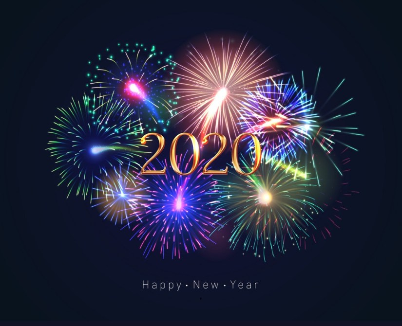 Happy New Year Quotes 2020 images