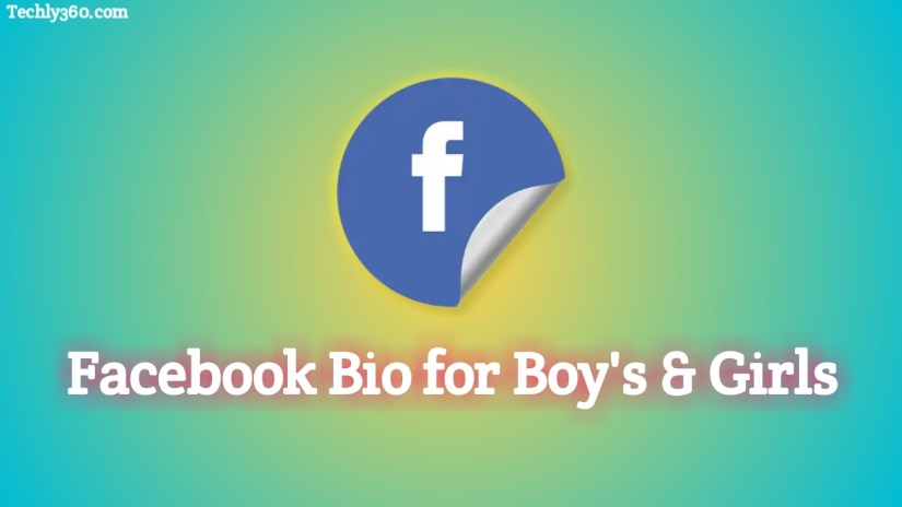 Facebook Bio For Boys & Girls Facebook bio status, Facebook bio in hindi, best facebook bio, latest facebook bio