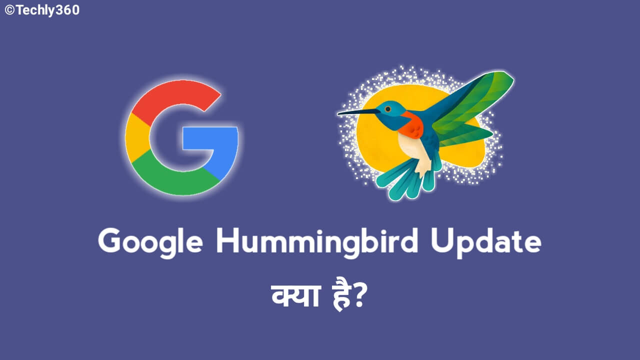 Google Hummingbird Update Kya Hai